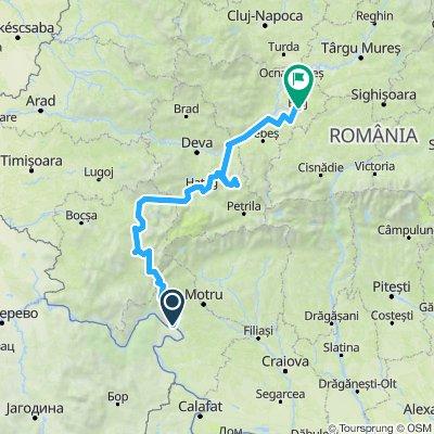 Via Transilvanica - Drobeta - Blaj