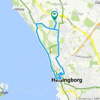 CUÅ Kungshult - City