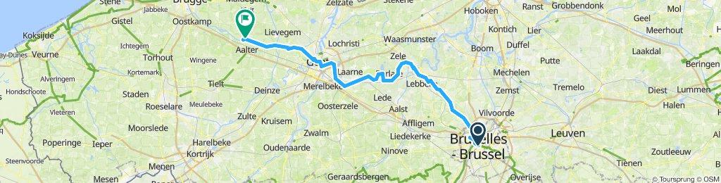 Belgien Tour - Tag 4