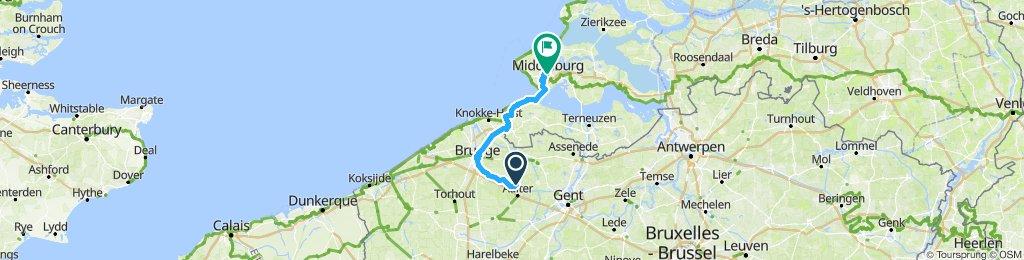 Belgien Tour - Tag 5