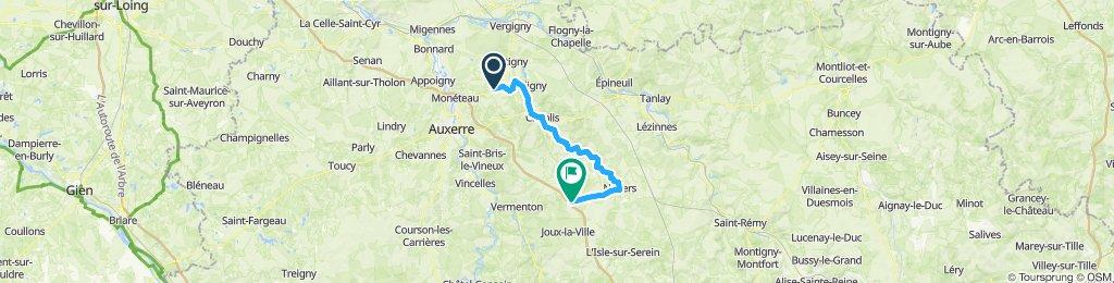 Montigny - Nitry
