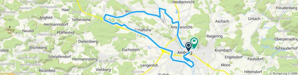 Amberg Radfahren