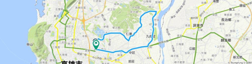 單車路線1