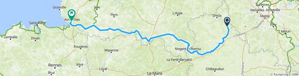 france stage 2/3