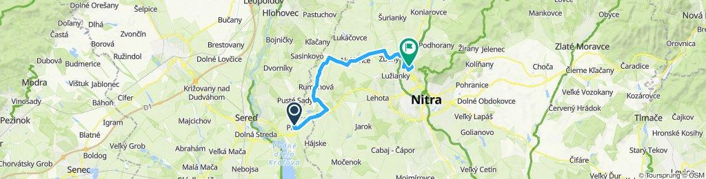 drazovce 33km 220hm