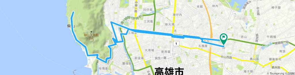 單車路線2