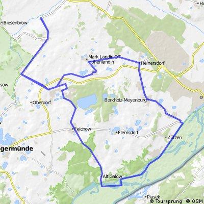 Grünow-Kanal-Schwedt-Grünow