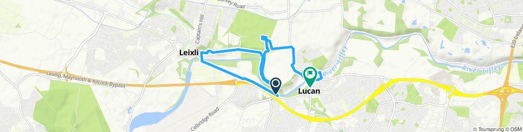Lucan-Leixlip-St Catherine's Pk-Laraghon-Lucan
