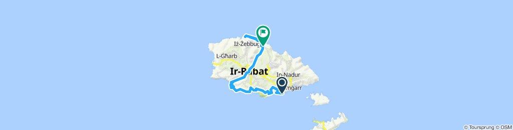 Gozo Bike Tour - part 1