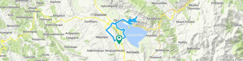 Ligiàdes Route-1
