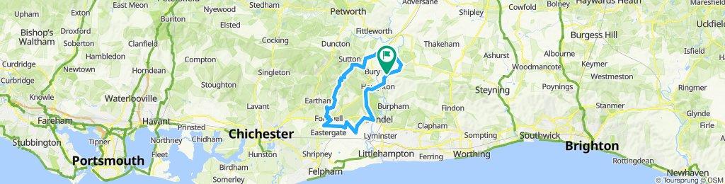 45 km amberley