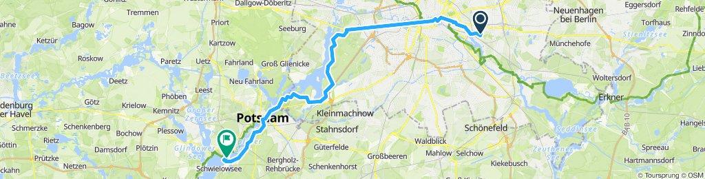 """1. Mal Zelten - """"Himmelreich"""""""