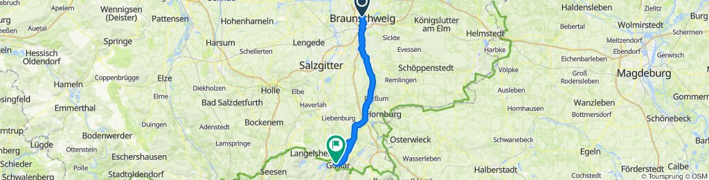 Braunschweig Goslar Hochwald