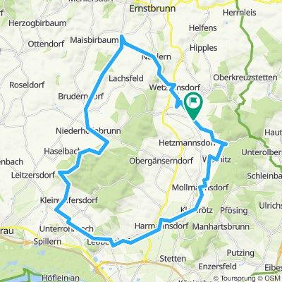 Burg Kreuzenstein Runde