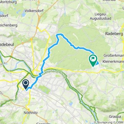 Altenzeller Str. nach Ullersdorf