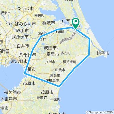 0000 Little Bike Journey in Greater Chiba