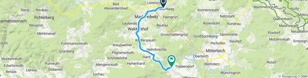 Radwallfahrt Fuchsmühl