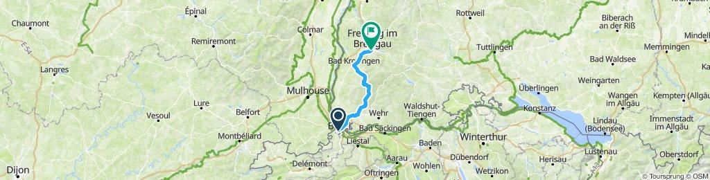 Basel-Freiburg