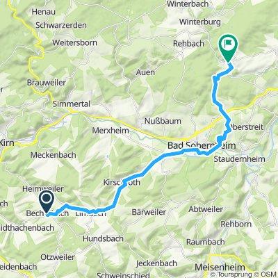 Becherbach - Bockenau