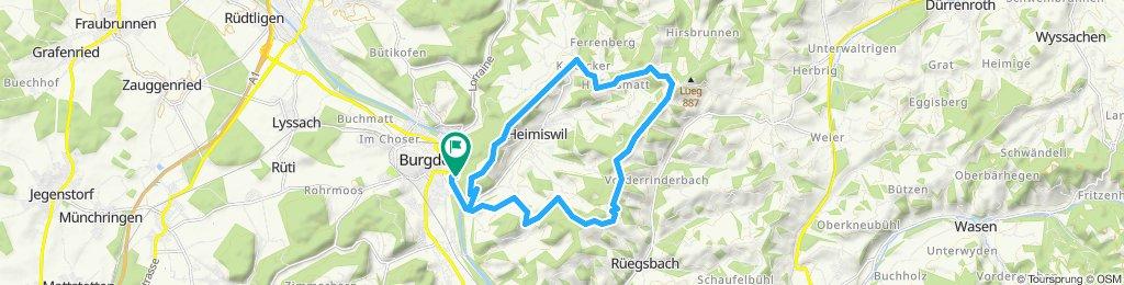 Burgdorf-Lueg-Busswil-Burgdorf