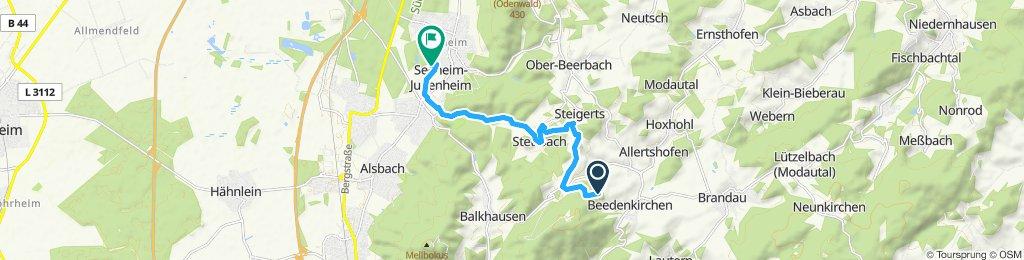 Beedenkirchen-Seeheim