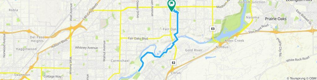 12.7 mile bridge route
