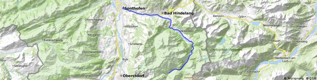 Sonthofen - Giebelhaus