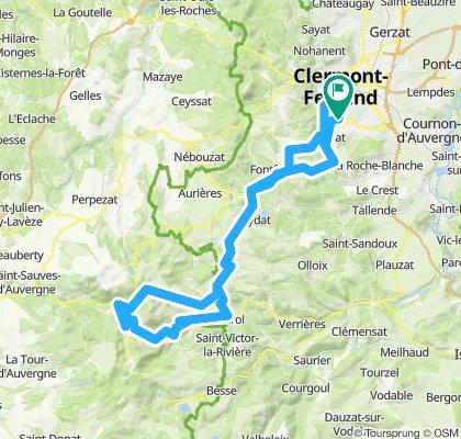 Beaumont -Le Mont Dore