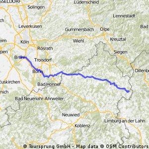 Brühl - Westernohe