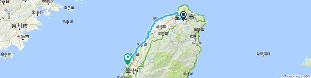 Pedal Taiwan 2019 Day 1