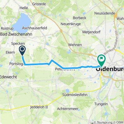 Test nach Oldenburg
