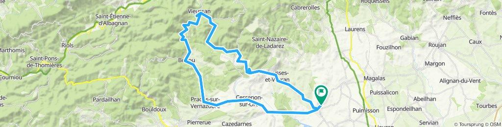 Murviel-Roquebrun-Vieussan-Berlou-Cessenon-Murviel 57k_2