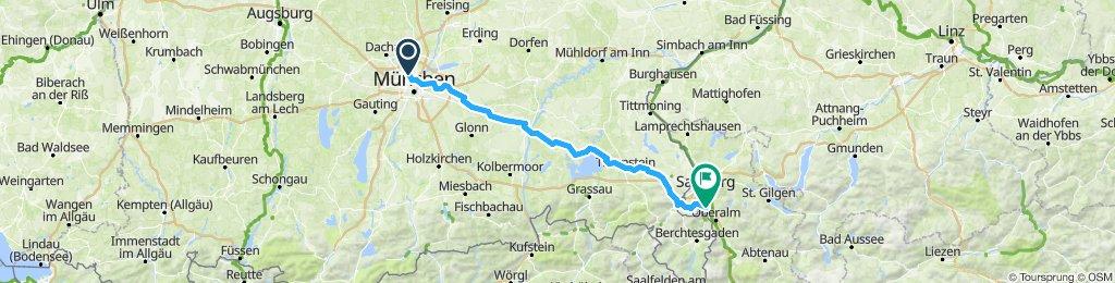 München - Grödig