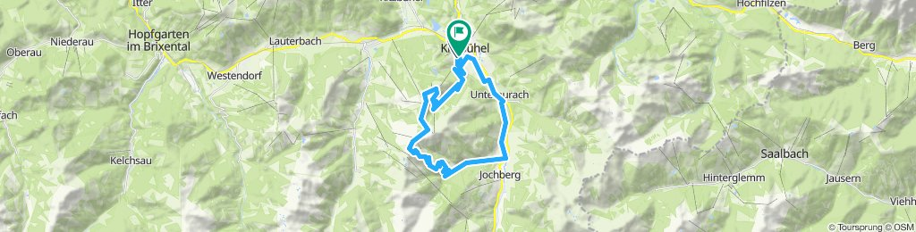 Hahnenkamm Jochberg Tour