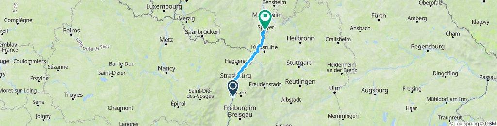 Rhinau Speyer