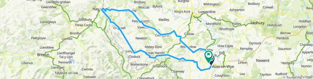 Peterstow Hay Circuit (could be done half half