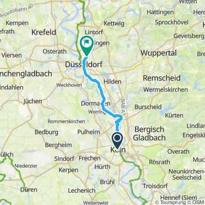 Köln - Düsseldorf