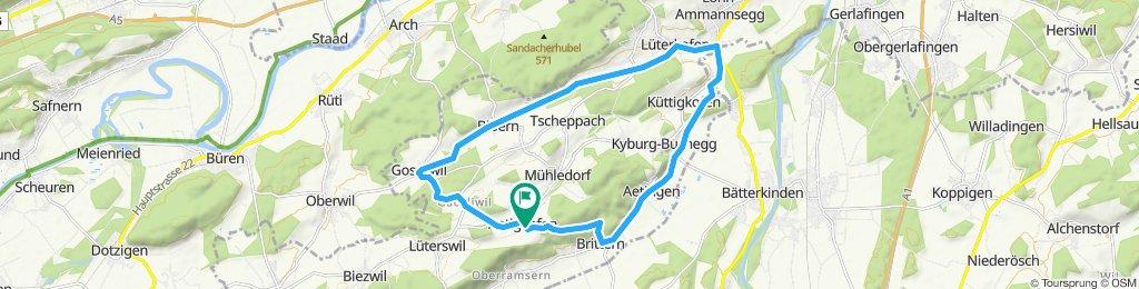 Kleine Runde Bucheggberg
