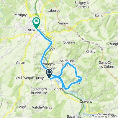 Escolives - Auxerre