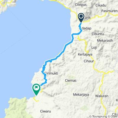 trip Loji geopark
