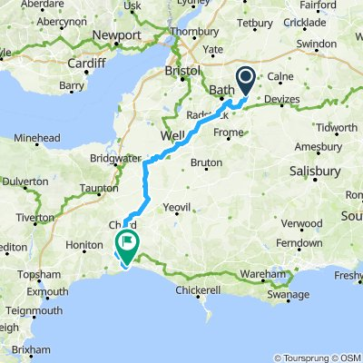 charity route
