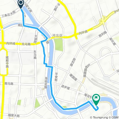 Tianjin spacer