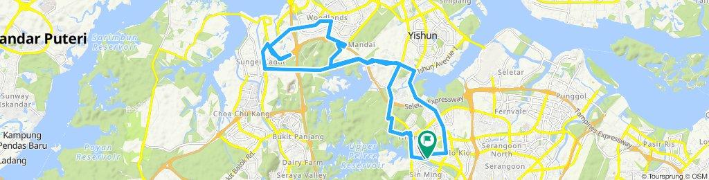 Tour de Upper Singapore