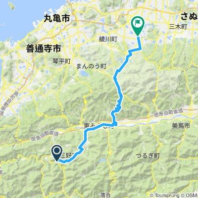 takamatsu potential route