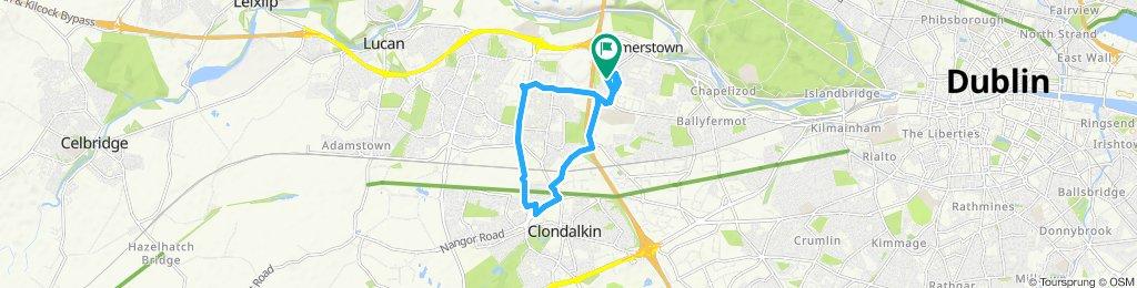 Palmerstown-Clondalkin-Fonthill-Liffey Valley