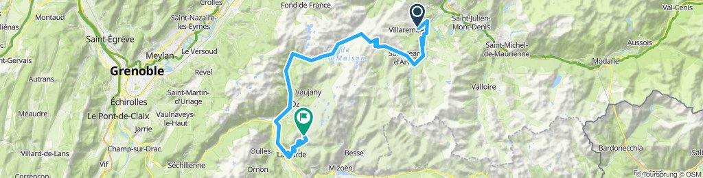 Routes Alpes 2
