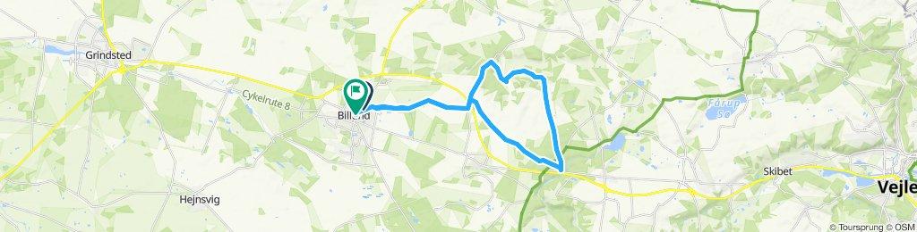 Easy ride in Billund