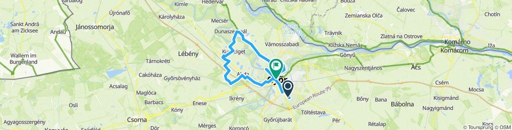 Győr Cycling