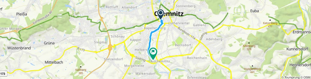 Facile à conduire Chemnitz