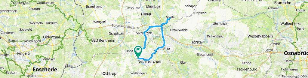 Rheine Spelle